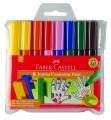 Faber-Castell 66-2000-08 8色珍寶型水彩筆