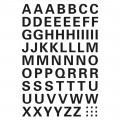 HERMA 4158 英文字母貼紙(黑字) A-Z