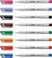 STABILO OHPen 852 0.7mm F 水溶性投影筆
