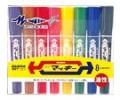 ZEBRA MO-150-MC-12C 大嘜奇粗幼箱頭筆(12色套裝)