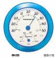 CRECER CR-223 掛牆溫濕度計(大)