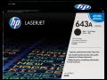HP 643A 原廠 LaserJet 碳粉盒