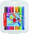 STABILO Cappi Pen 168/12-1 水筆(12色套裝)