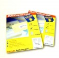 SMART LABEL 多用途A4標籤紙(彩色) 20張裝