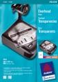 德國詩藝寶 ZWECKFORM 3552 鐳射+影印二用膠片(A4)