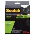3M Scotch® 4761 魔術貼(室內用) - 黑色