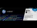 HP 822A 原廠 LaserJet 成像感光鼓