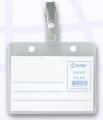 GLOBE GN406C 90X62mm 橫身軟膠證件牌(附吊夾)