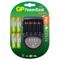GP 2小時充電寶PB50 - 連鎳氫充電池AA 2700系列 2600mAh 4粒