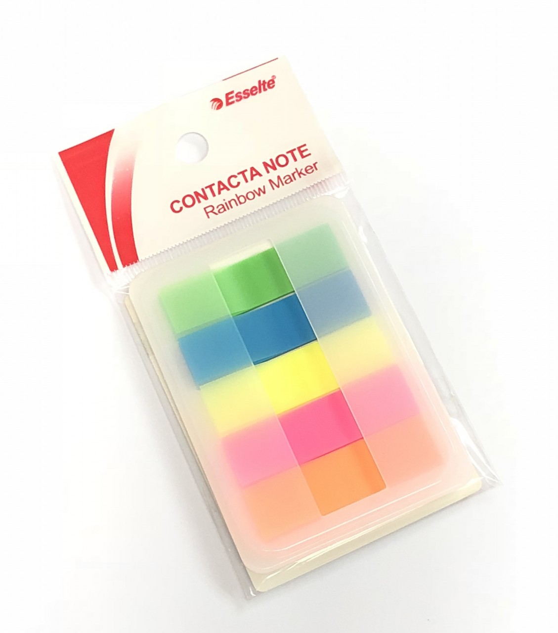 ESSELTE 84004 Rainbow Marker <5 Colors> - WAH CHIT