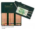FABER 112160 60色粉彩筆套裝(鐵盒裝)