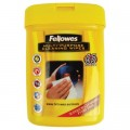 Fellowes FW99705 多功能抗菌清潔濕紙巾 (65片)