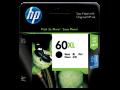 HP 60XL 高容量原廠墨盒
