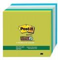 3M 報事貼 654-5SST 超黏環保便條紙 (5色 x 100張)