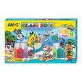 AMOS GD22P13WM 盒裝玻璃彩套裝(13支裝)