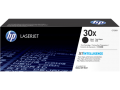 HP 30X 高容量黑色原廠 LaserJet 碳粉盒(CF230X)