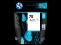 HP 78 彩色原廠墨盒(C6578DA)