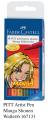 FABER 167131 PITT 美術畫筆(6色套裝) Manga Shonen